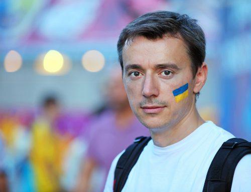 Сайт BOBINA заговорил по-украински